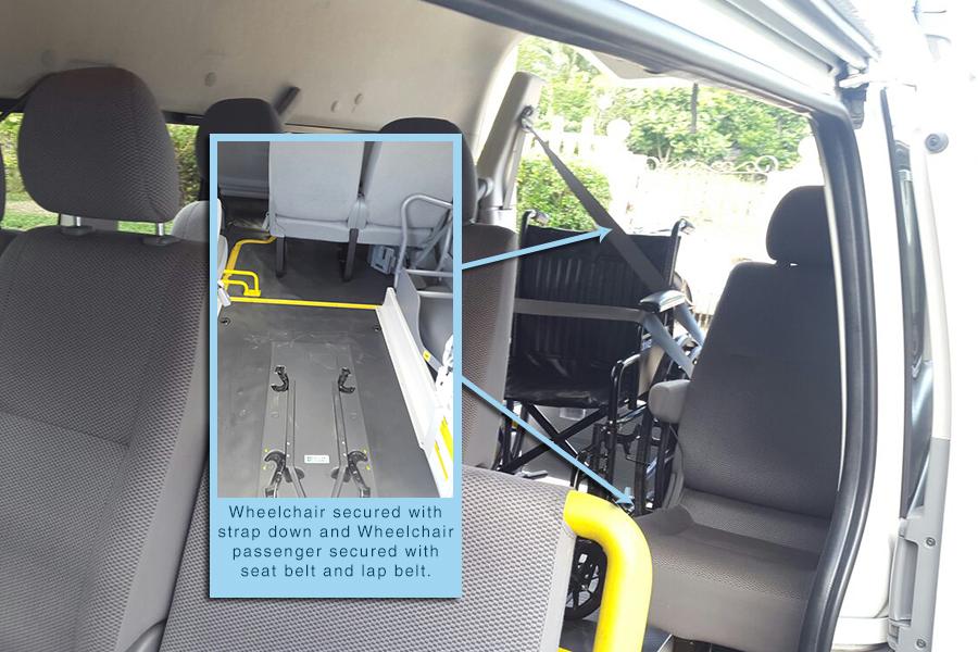 Wheelchair Access Van