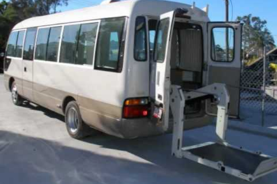 Wheelchair Access Bus