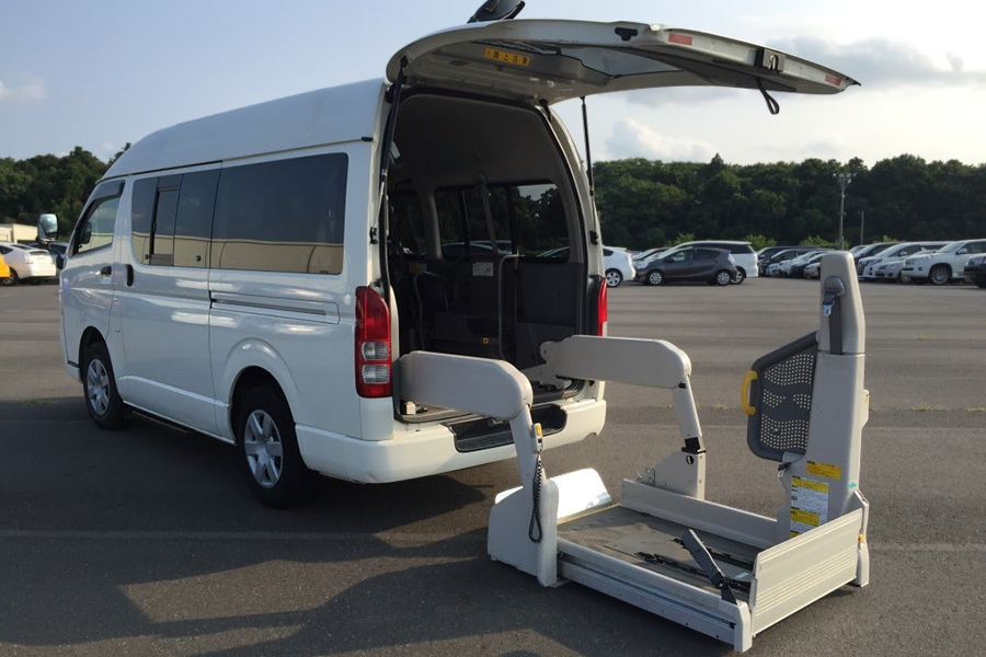 Wheelchair Access Van