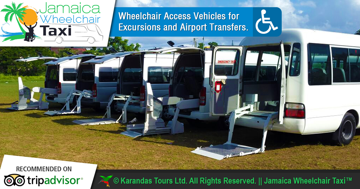 About Us Jamaica Wheelchair Taxi